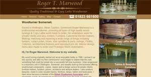 Roger Marwood Woodturning