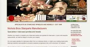 Nichols Brothers (Woodturners) Ltd